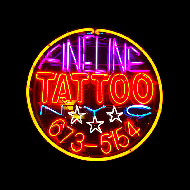 Fineline Tattoo Nyc Custom Tattoo Shop Walk Ins Welcome