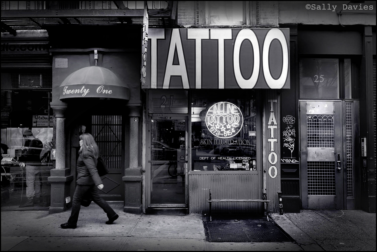 About fineline tattoo classic old school tattoo shop for Tattoo shops in new york